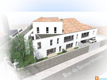 Quartier Les Roses Bel appartement
