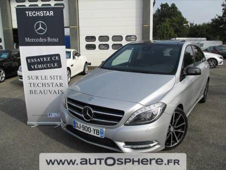 Mercedes-benz Classe b 180 CDI Fascination
