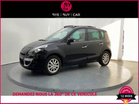 Renault SCENIC 1.5 Dci Fap - 110  Iii Business Phase 2 Avec Options