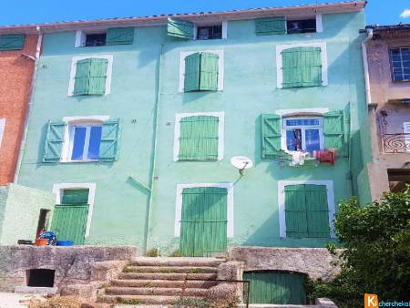 A VENDRE LE LUC IMMEUBLE 6 APPARTEMENTS + 1 LOCAL COMMERCIAL