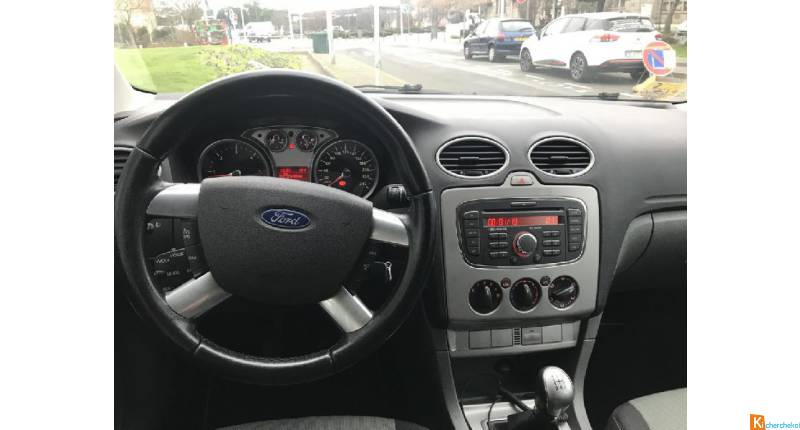 Ford Focus SW 1.6 Tdci 90ch Trend