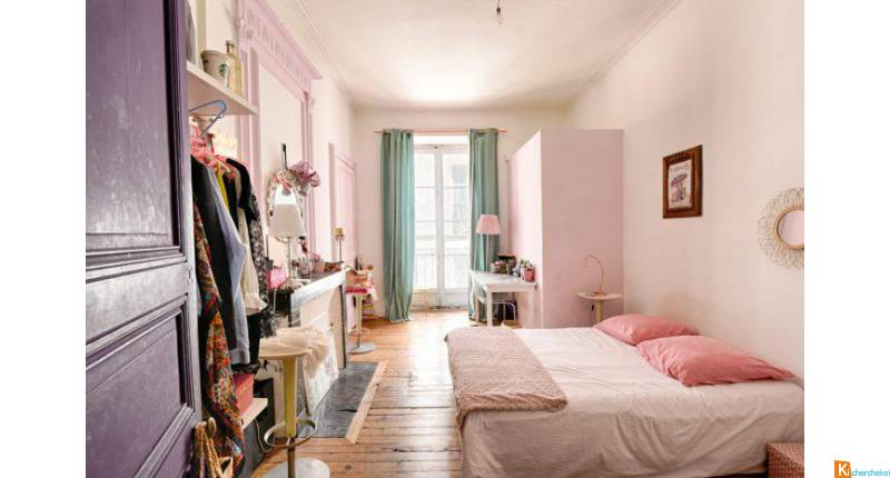 Grand appartement familial - Nantes