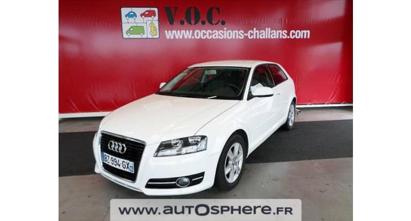 Audi A3 1.6 TDI105 DPF Ambiente Stop&S