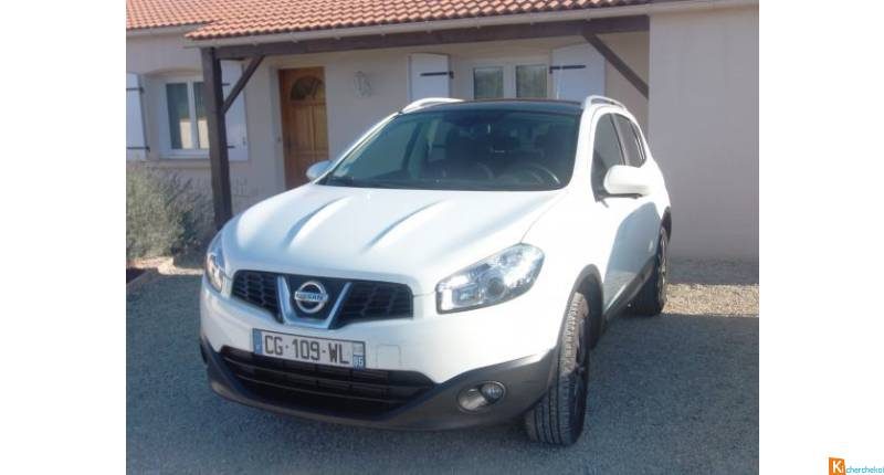 Nissan qashqai ii 1.5 dci 110 connect edition