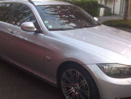 bmw 330da xdrive touring e91