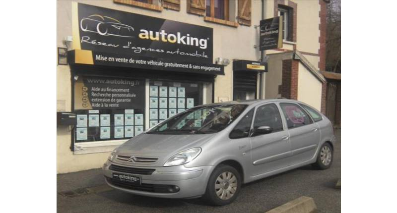 Citroen Picasso 1.6 HDI110 EXCLUSIVE