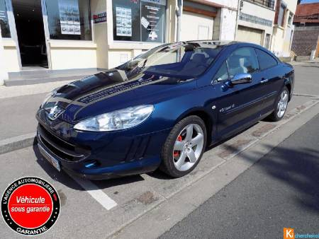 Peugeot 407 COUPE 2.7 Hdi 24v 204 Ch Sport