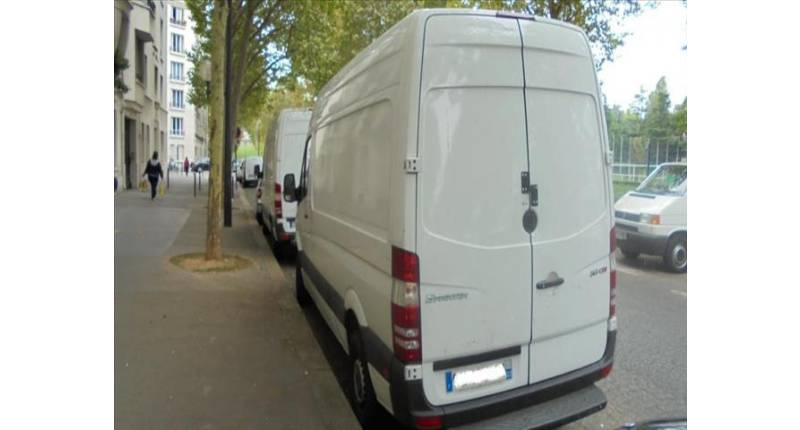 Mercedes-benz Sprinter FOURGON 313 CDI 37S 3.2T