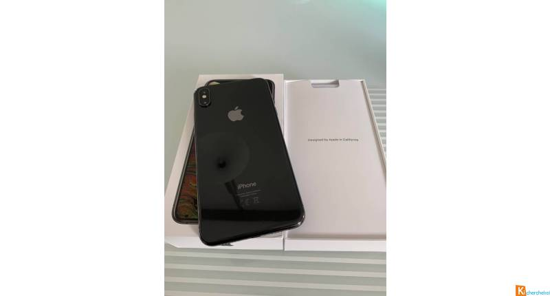 Iphone Xs Max 256go neuf