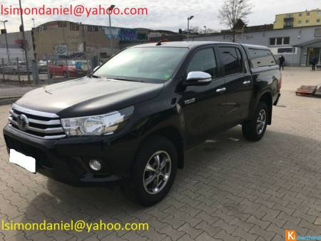 toyota hilux 4X4 double cabine Comfort