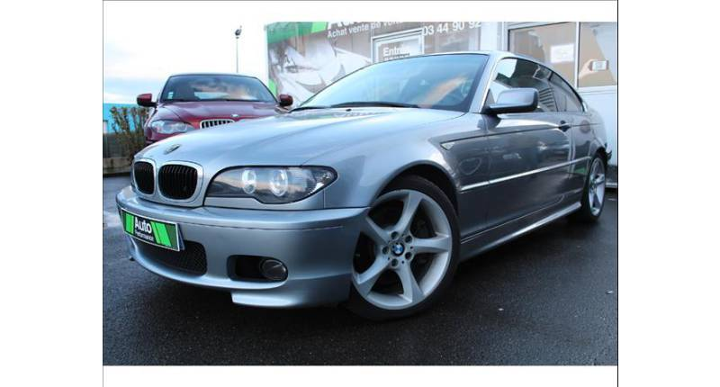 Bmw 330 E46 Coupe 330cda Pack M