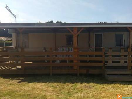 Mobil home 7 couchettes