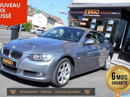 BMW SERIE 3 - LUXE 325d COUPE 197CV