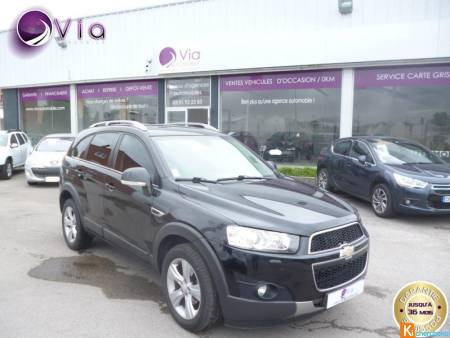 CHEVROLET CAPTIVA 2.2 Vcdi 165 Lt 2wd 7 Places