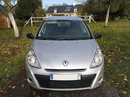 Renault Clio iii Phase 1.5 dCi 80 ch