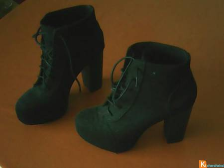 Bottines neuves T36