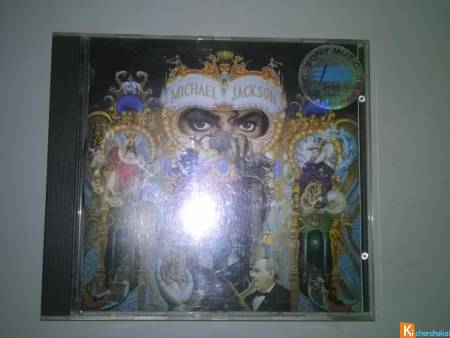 CD  Michael Jackson ‎   Dangerous  1991
