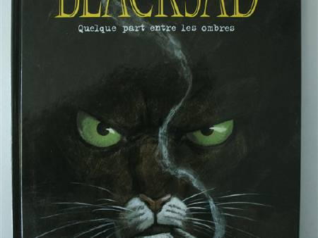 BLACKSAD - TOMES 1-2-3-4
