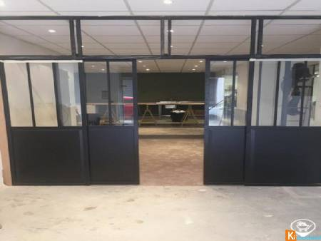 Local commercial 200m2 + stationnement