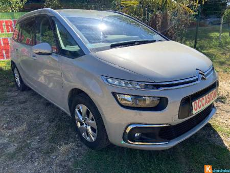 Citroen GRAND C4 PICASSO Bluehdi 120 Sets Feel