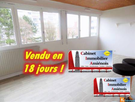 Amiens Centre Ville : Studio de 29m² + parking + cave - Amiens