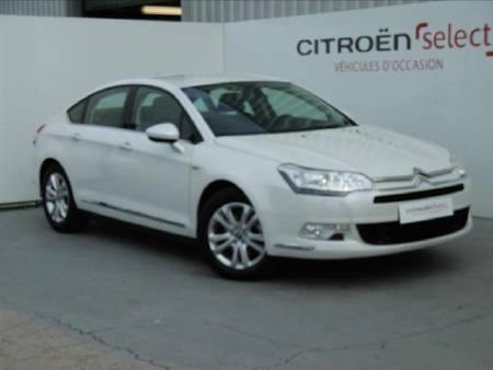 Citroen C5 2.0 HDi140 FAP Exclusive 7cv
