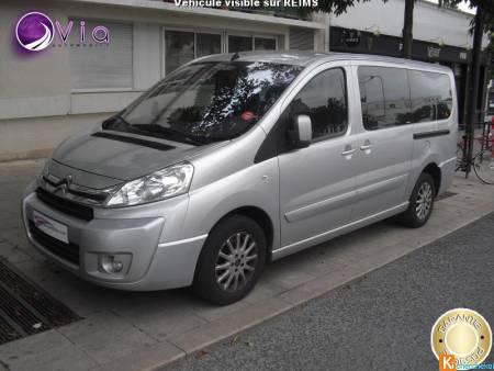 Citroen JUMPY 2.0 Hdi 125 Exclusive 9 Places