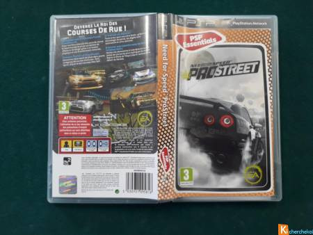 Need for Speed - ProStreet pour PSP