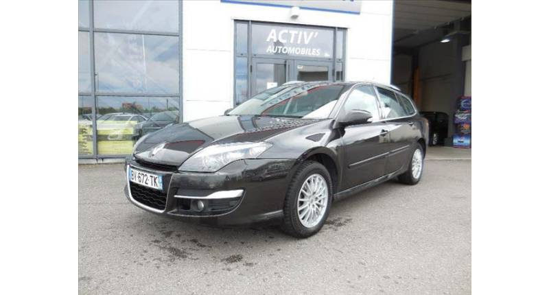 Renault Laguna iii estate 1.5 DCI110 ECO² BLACK EDITION