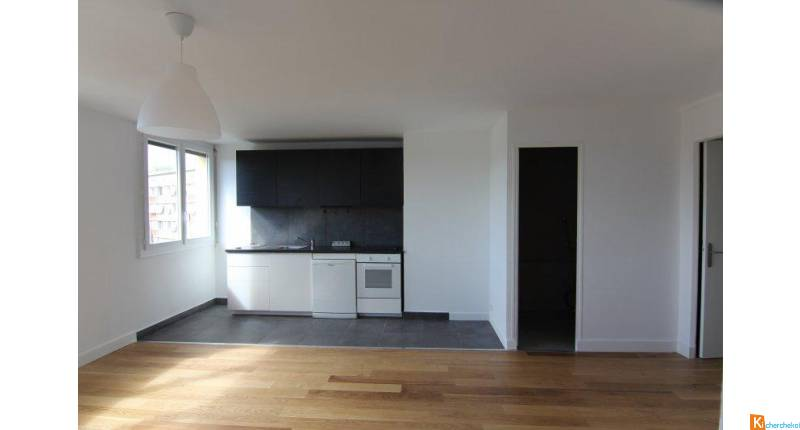 Appartement T3 traversant