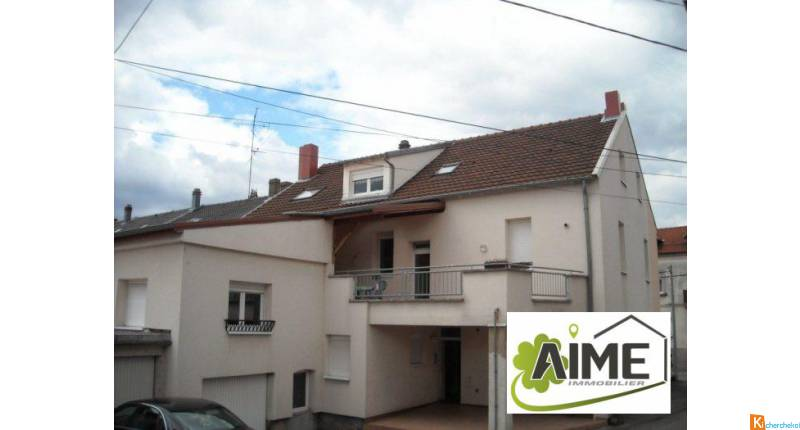 Bel appartement F5 - Forbach