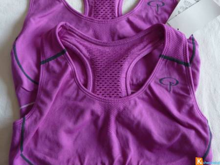 Lot 2 Brassières sport taille S neuf (296)