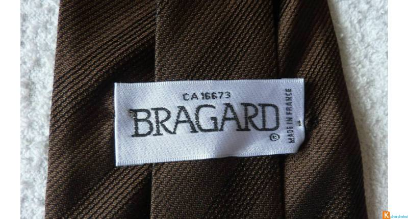 Lot de 2 cravates neuf Bragard (lot4)