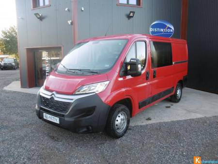 Citroen JUMPER 35 L2h1 2.0 Bluehdi 110 Confort