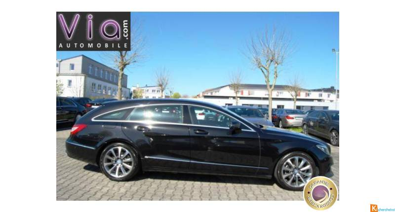 Mercedes CLASSE CLS Shooting Brake Cls 220 Bluetec Sportline - Camera/toit Ouvrant
