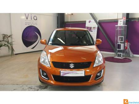 SUZUKI SWIFT 1.2 Vvt  2010 Berline So\' City Phase 2