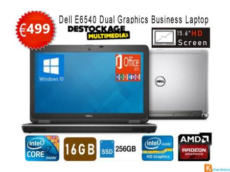 PC portable DELL LATITUDE E6540 Core i7 4810mq