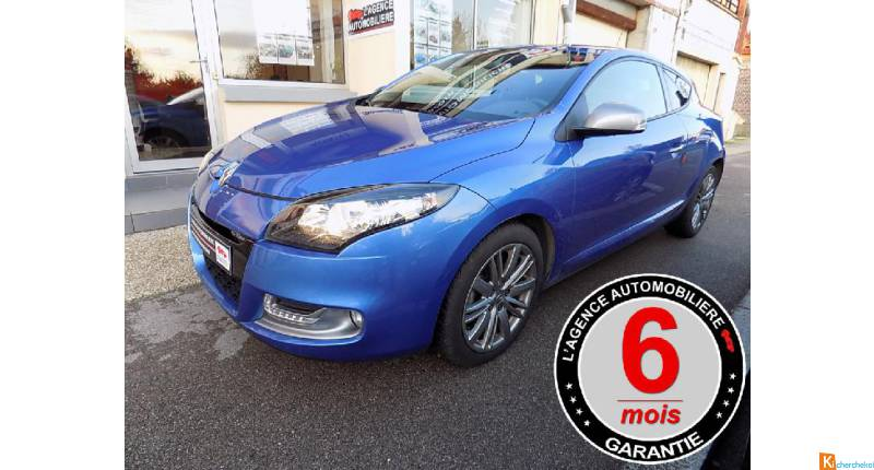 Renault MEGANE III COUPE Dci 110 Gt Line