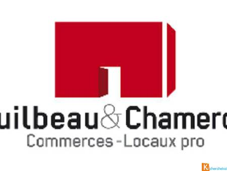LOCAL COMMERCIAL 73.39 M2 ST PIERRE MONTLIMART