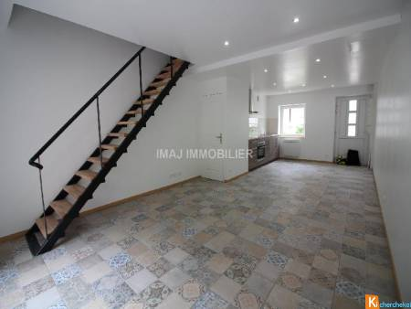 EPINAL, appartement F3 NEUF avec terrasse