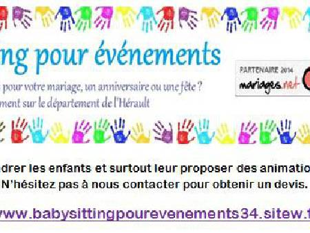 Baby-sitting Mariages