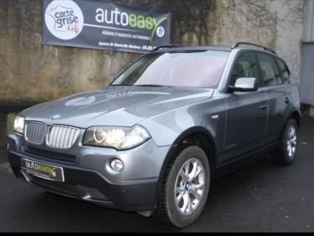 Bmw X3 2.0 Xd Xdrive 177 ch LUXE