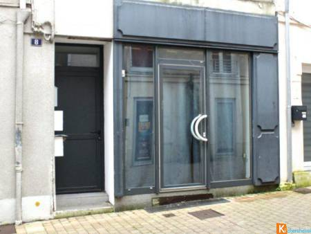local commercial rue Nantaise - Cholet