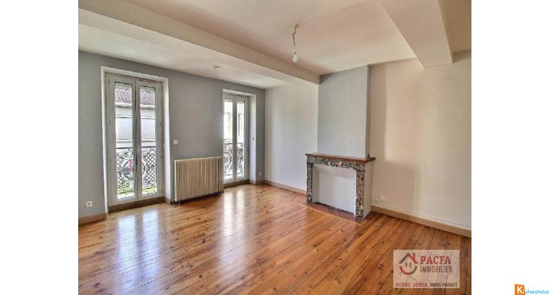 Appartement de 109 m2 en centre ville