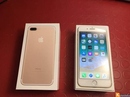 IPhone 7 Plus GOLD 128 Go