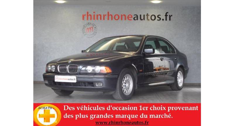 Bmw 523  PACK BA 1ERE MAIN (E39)