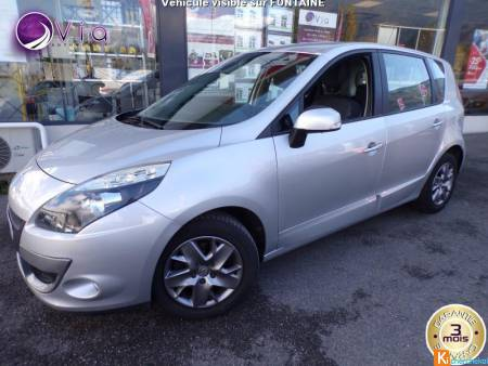 Renault SCENIC III Dci 110 Fap Eco2 Expression
