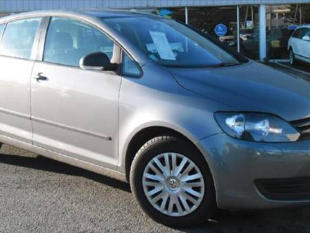Volkswagen Golf VI plus Golf plus 1.6 TDI 105 BLUE MOTION TRENDLINE
