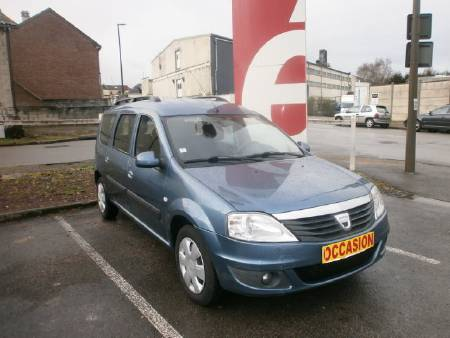 DACIA LOGAN 1.5 DCI 85 CV BREAK
