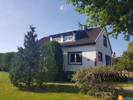 MAISON IND. F7, 12 ARES. - Courcelles-Chaussy
